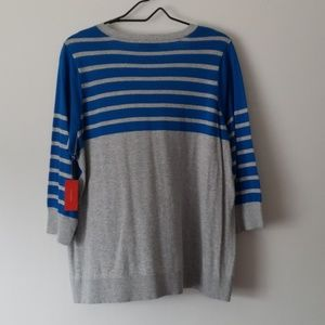 Tops - Molly & Isadora lightweight sweater Womens plus 1x